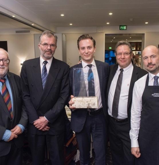 Nordic Prize 2015: Årets restaurant ble MAAEMO