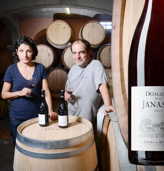 Ukens vin: Robust rhônevin