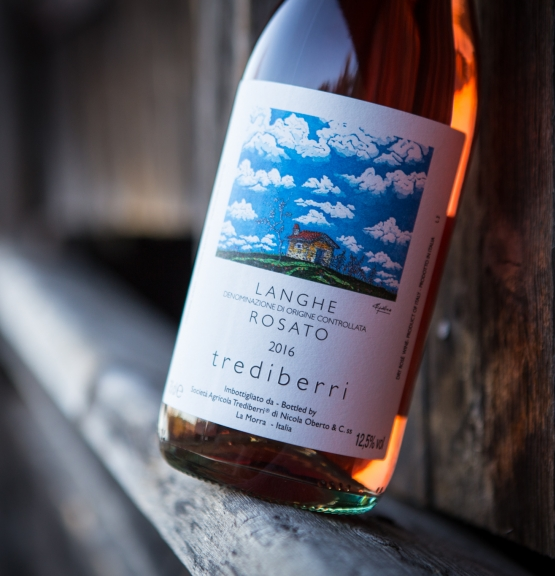 Ukens vin: Trendy Rosato fra Trediberri